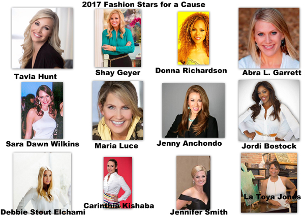 2017 Fashion Stars For A Cause*