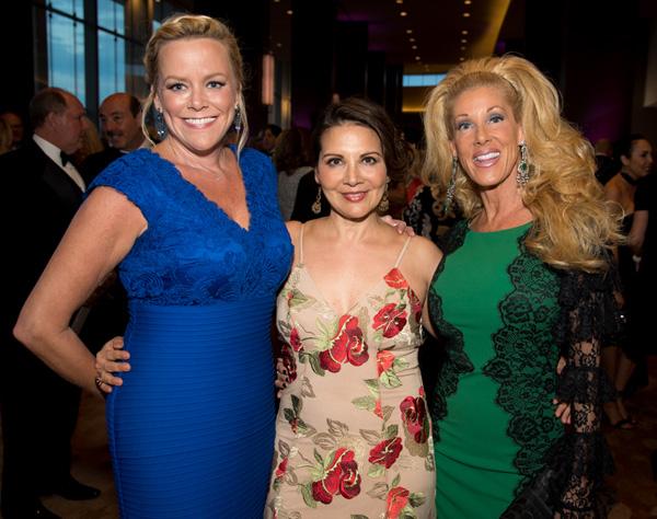 Kristen Greenberg, Sandra Fite and Phyllis Comu*