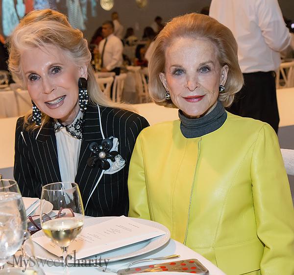 Joan Schnitzer Levy and Nancy Dedman