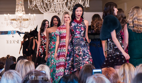The Runway Report with Tootsies fashions
