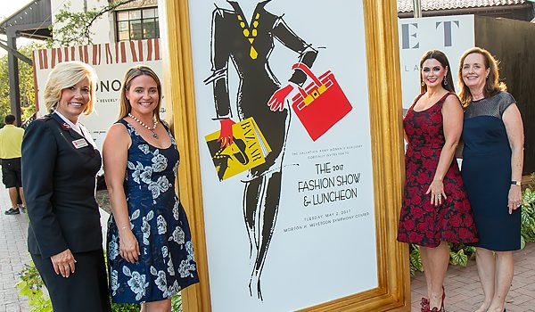 The Salvation Army Women's Auxiliary's 2017 Fashion Show And Luncheon Chair D'Andra Simmons Reveals Surprises For Fundraiser