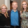 Andrea Weber and Scott and Kathleen Kirby