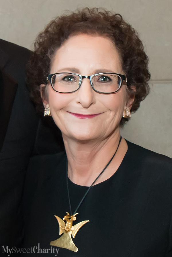 Nancy Nasher (File photo)