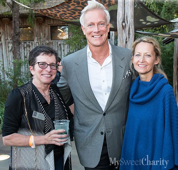 Diane Brierley, Nick Even and Lynn McBee