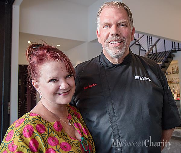 Janice Provost and Kent Rathbun