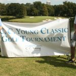 C.C. Young Golf Tournament At Bent Tree Country Club Scored Funding For The Benevolence Fund