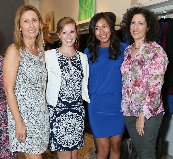 Mirjana Omeragic, McKenzie Hoopfer, Le Ta and Catherine Langlois*