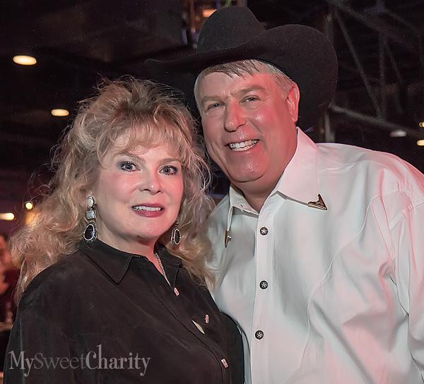 Gail and Cliff Fischer