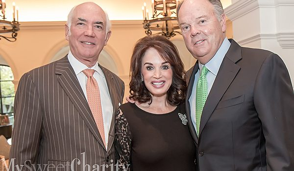 Lana And Barry Andrews Open Their Home For The Celebrating Women Luncheon Patrons Party