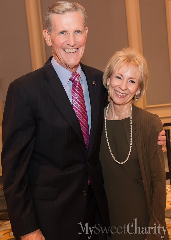 Joel and Diane Allison