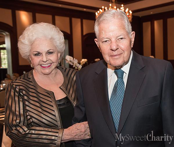 Nancy and Herbert Hunt