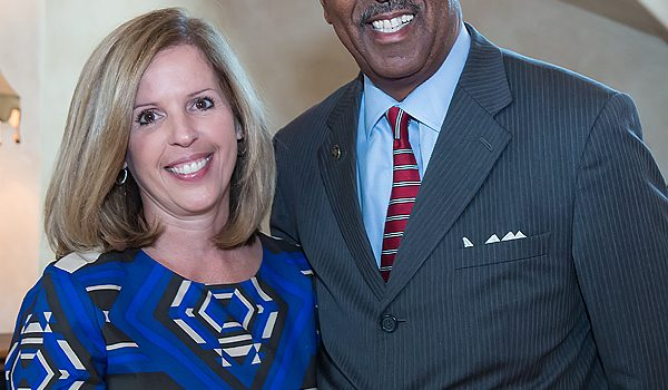 Holly And Jim Trester Opened Their Estate For Boys And Girls Club Of Greater Dallas' 2016 Billiard Ball Patron Party