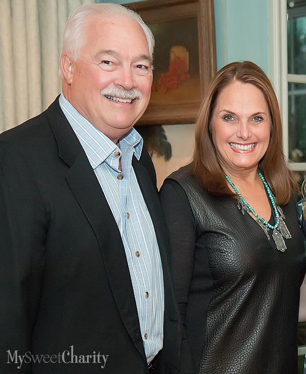 David and Ann Sutherland