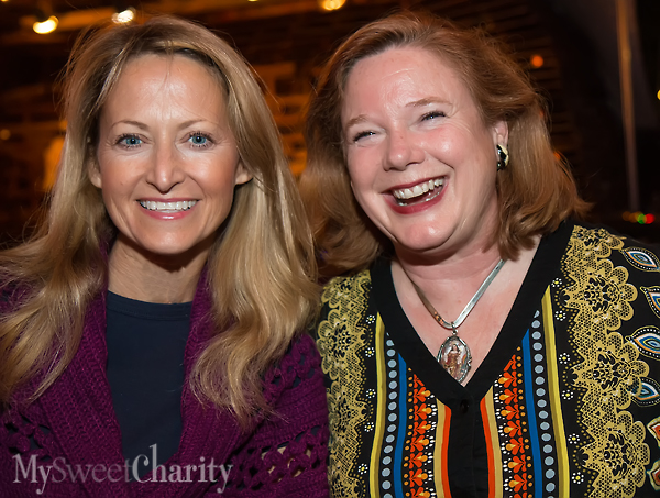 Lynn McBee and Shannon Callewart