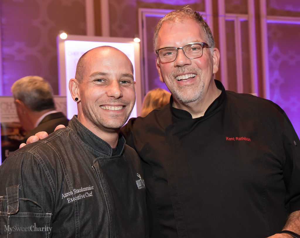 Aaron Staudenmaier and Kent Rathbun
