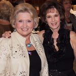 The Boots Were Scootin' At Eddie Dean's Ranch For Northwood Woman's Club's Annual Gala With Jan Langbein In The Spotlight