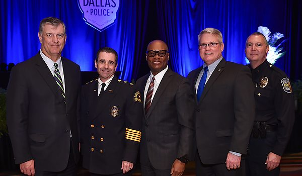 34th Annual Friends Of The Dallas Police Banquet Paid Tribute To Dallas Finests With Awards And Acclamations From City Leaders