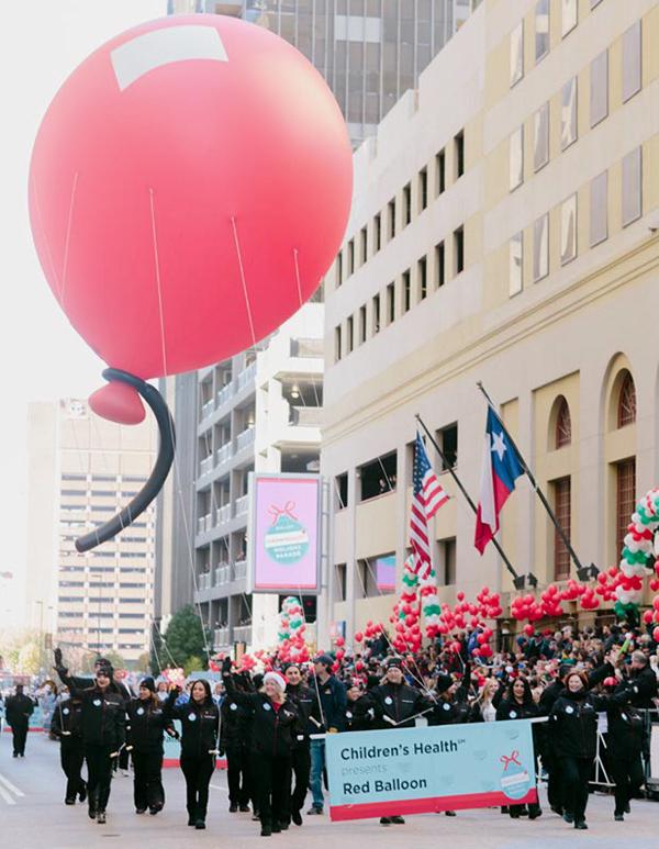 Children's Health Holiday Parade*