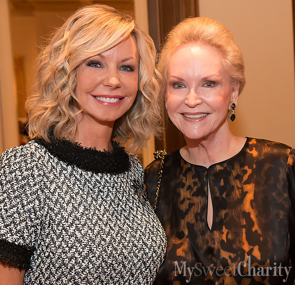 Lisa Cooley and Jill Rowlett
