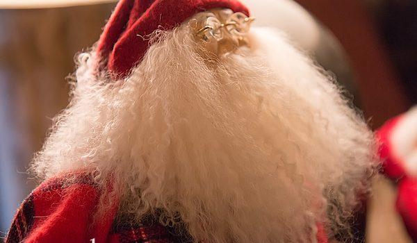 Keep An Eye On Santa