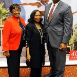Dallas Black Dance Theatre's Founders Luncheon Had Heavyweight Couples As Chairs And Guests For The 40-Year Old Dance Troupe