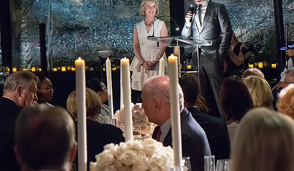 2016 Crystal Charity Ball Celebrates Its Circle Of Angels With A Cocktail Reception And Seated Supper At Forty Five Ten