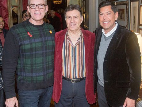 Resource Center Kicked Off World AIDS Day On The Night Before At Le Méridien Dallas, The Stoneleigh With The Red Ribbon Bash
