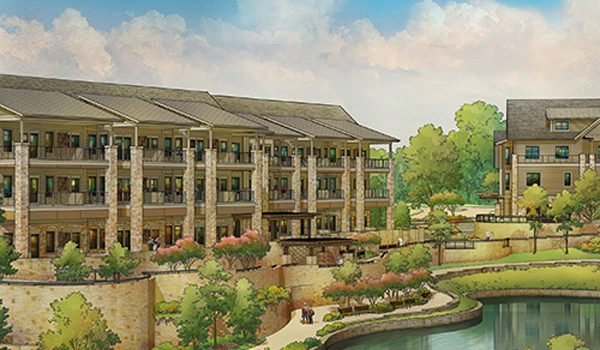 Thanks To Four Generous Donations, The T. Boone Pickens Hospice And Palliative Care Center Is Within $1M Of Its $43M Goal