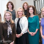"""Crystal Charity Ball Newbies Were Brunched With Their New Best """"Friends"""" At Robyn Conlon's New Home-Sweet-Home"""