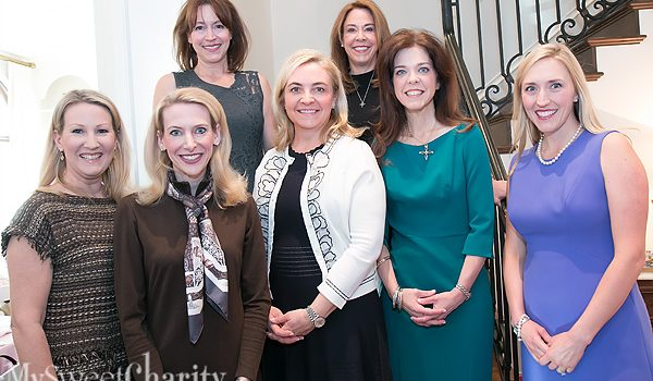 "Crystal Charity Ball Newbies Were Brunched With Their New Best ""Friends"" At Robyn Conlon's New Home-Sweet-Home"