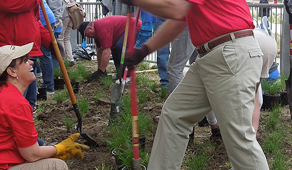 Get Down To Earth And Join Up For The Trinity River Conservation Corps' Corporate Day Of Service