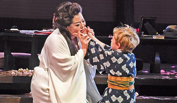 "Free Simulcast Of The Dallas Opera's ""Madame Butterfly"" At The Star Saturday Night Thanks To The Dallas Foundation"