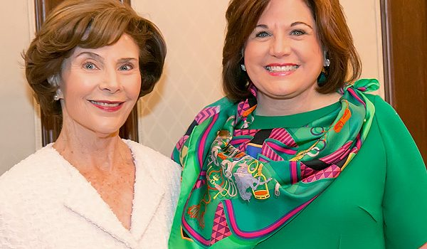 Laura W. Bush Institute Provided A Look At The Amazing Universe Of Stem Cells Thanks To Doris Taylor And Jay Schneider