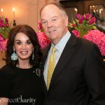 Junior League Of Dallas Sponsors Were Celebrated At Lana And Barry Andrews' And Gifted With Champagne And Cookies