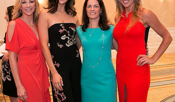 The Elisa Project's Life Lessons Luncheon Had DWTS's Nancy Kerrigan, Unexpected Add-Ons To The Program And Rumbling Tummies