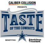 North Texas Food Bank Makes Changes In Its Annual Food Raising Event With Cowboys And Chefs