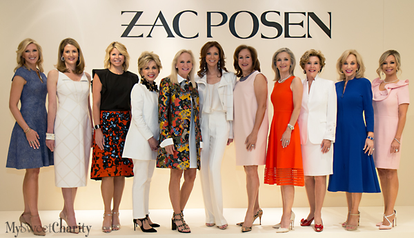 Sold-Out Alert!: Crystal Charity Ball Ten Best Dressed Women Of Dallas Fashion Show And Luncheon