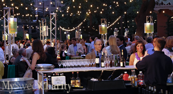 JUST IN: Annual TACA Lexus Party On The Green Is Relocating From The Mansion To AT&T Performing Arts Center's Sammons Park