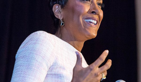 """Good Morning America's"" Robin Roberts Shared Her 3Ds At The Sold-Out 2nd Annual Interfaith Auxiliary Luncheon"
