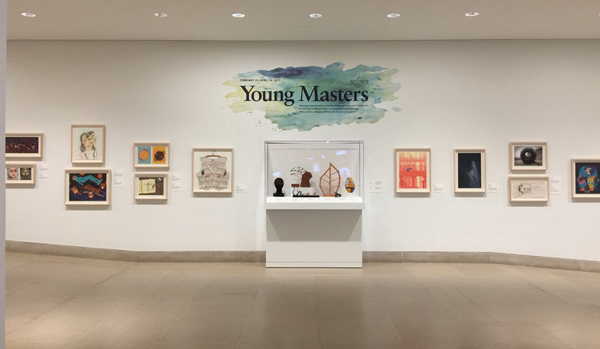 Last Call To See The 19th Annual Young Masters Exhibition At The Dallas Museum Of Art
