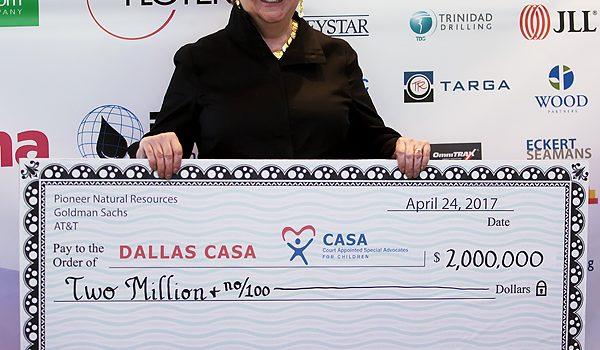 Dallas CASA Classic Golf Tournament Results In A Record-Breaking $2M Check For Dallas CASA