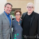 """Nancy Nasher And David Haemisegger Hosted A Reception For One Of The Late Ray Nasher's Brainchild  """"Business Committee For The Arts"""""""