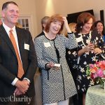 2017 Crystal Charity Ball Committee Honored Its Advisory Board And Beneficiaries With A Reception At Jennifer And Richard Dix's Digs