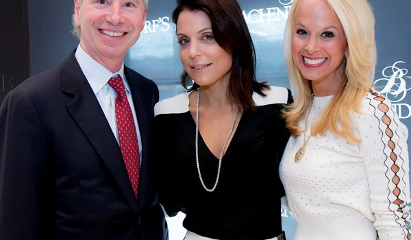 Not Even Traffic Hassles Could Discourage Chick Lit Patrons From Meet And Greeting Luncheon Keynoter Bethenny Frankel