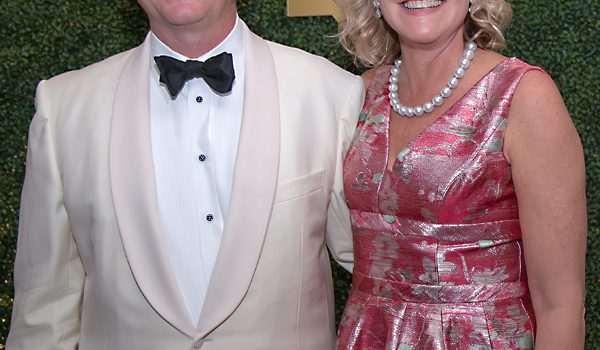 """Co-Chairs Ann And Lee Hobson's Art Ball """"Glittered"""" With Fashions, Faces, A Fabulous Record-Breaking Live Auction And A Net Of $1.3M+"""