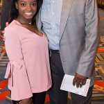 "Itty-Bitty Gold Medalist Simone Biles Scored A Perfect Ten For Jonathan's Place's ""A Chance To Soar"" Luncheon  Guests Of All Ages"