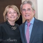 Ellen And John McStay Hosted The Salvation Army Women's Auxiliary Fashion Show Patron Party At Their Traffic-Stopping Home
