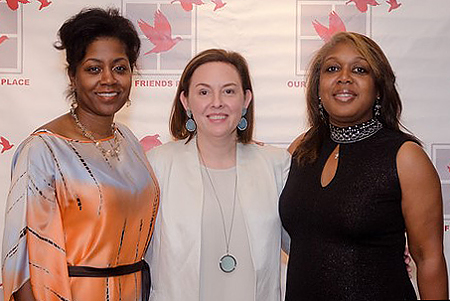 Our Friends Place's 14th Annual Gala – Auction And Casino Night Celebrated With Awards, Partying And Alumnae Accomplishments