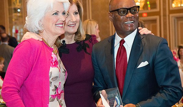 Annual Genesis Luncheon Keynoter Arianna Huffington Made A Wake-Up Call For Digital Intervention
