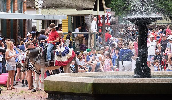 MySweetCharity Summer Pitch: Dallas Heritage Village